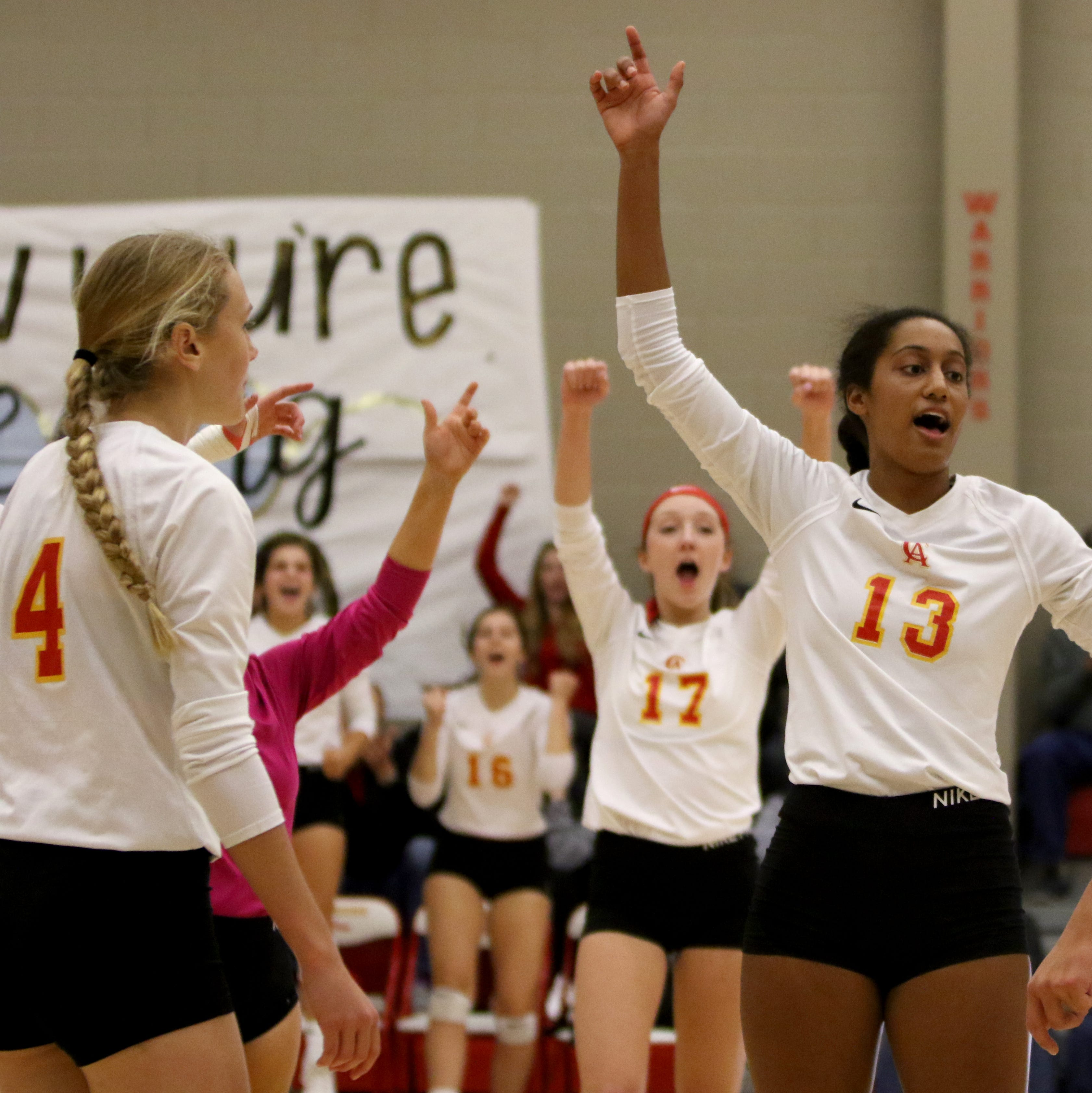 Volleyball: Graham, Christ Academy clinch district; Nocona hands Holliday first 8-3A loss