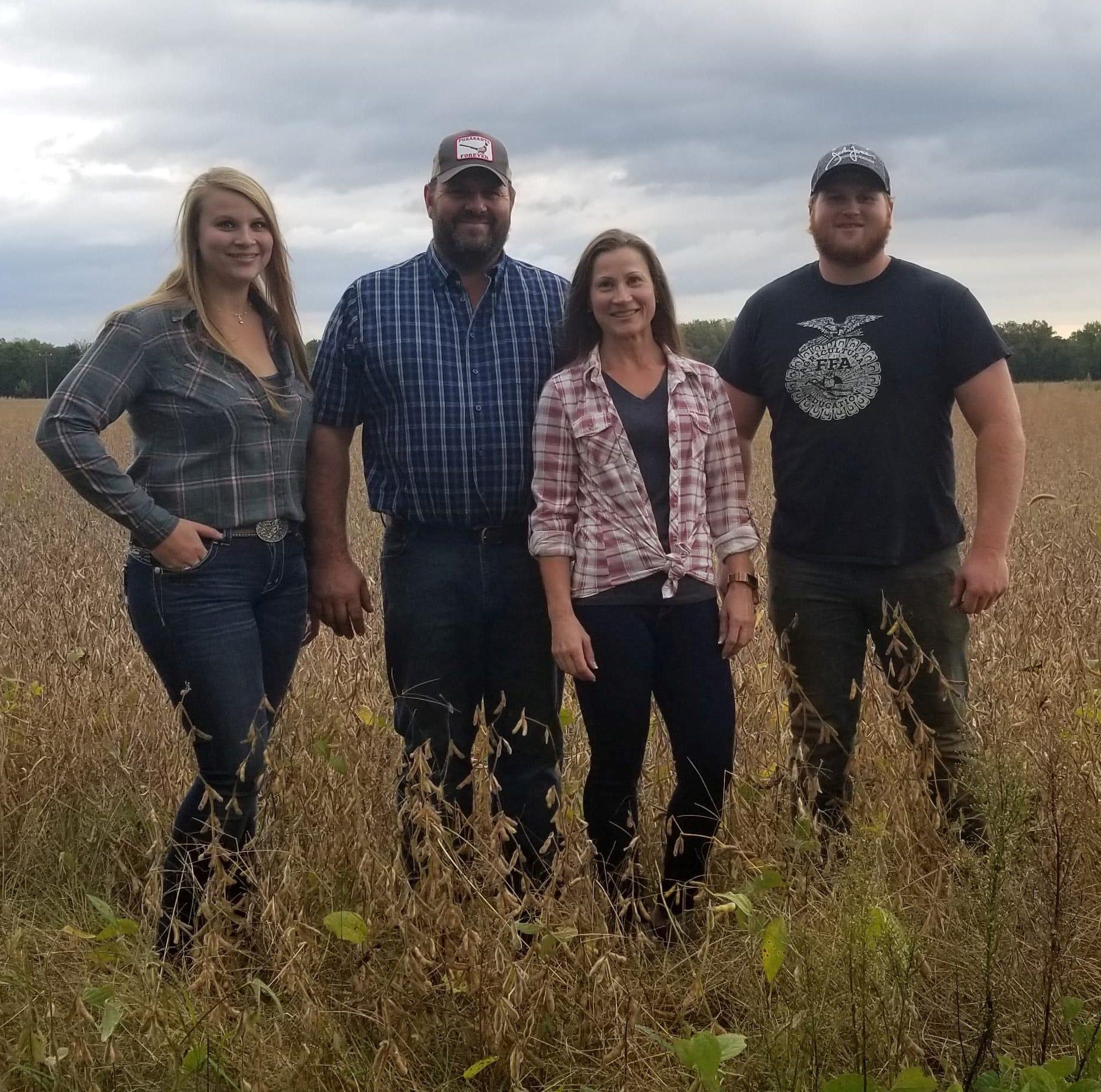 Precision ag technology improving bottom line and wildlife habitat on Lake Family Farm