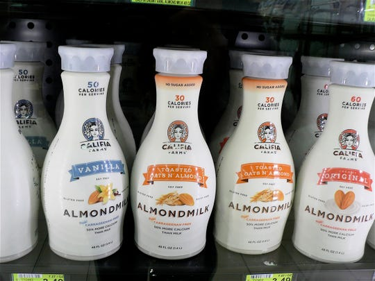 Los Angeles based Califia Farms imitation plant milk has found it's way to Madison.