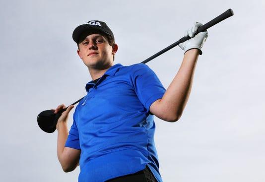 Zan Luke Morrow Golf