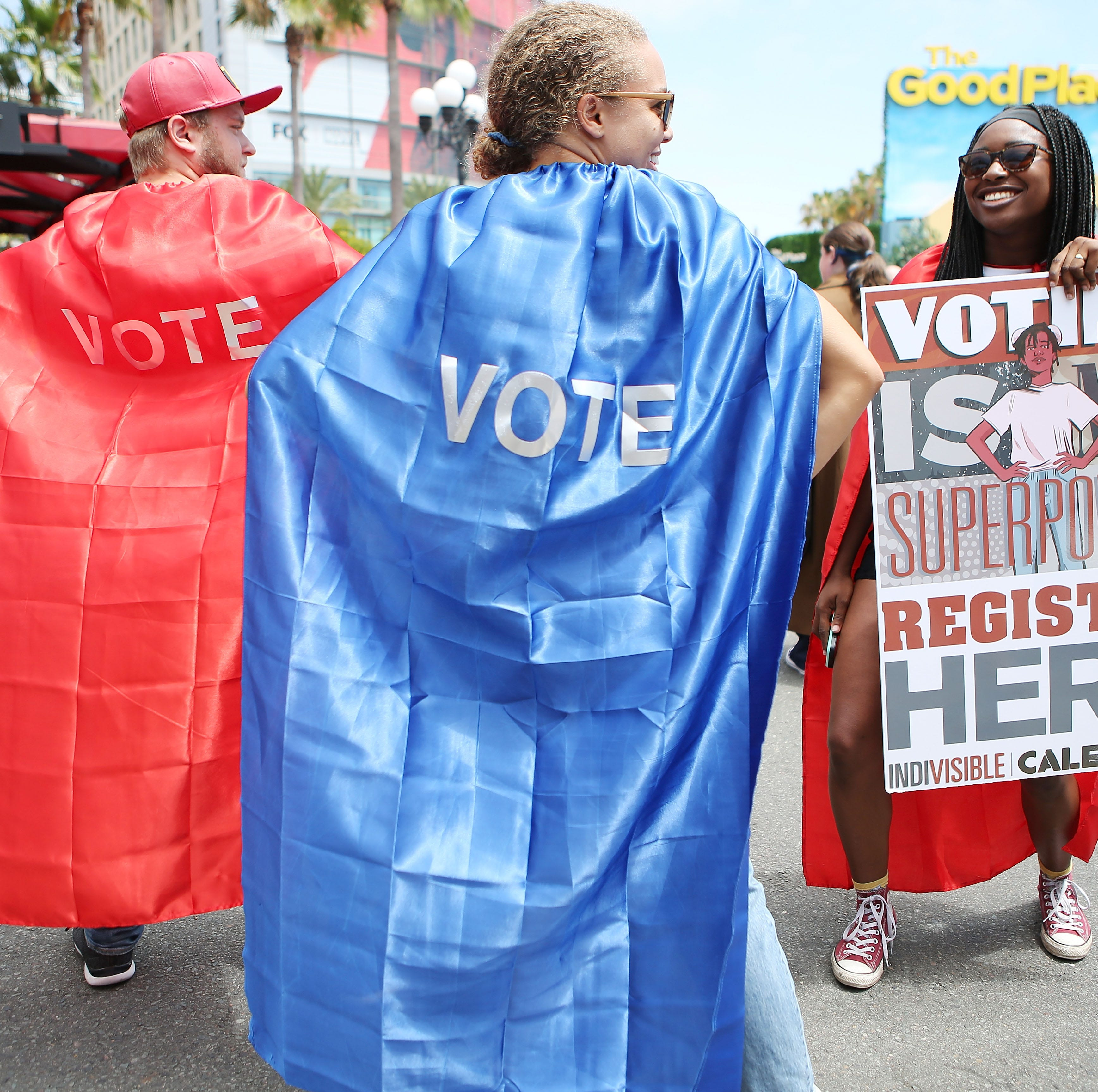 Voting integrity should not be seen as a partisan issue
