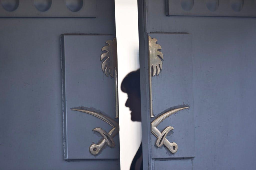 'Do this outside': New lurid claims over how Saudi Arabia's Jamal Khashoggi was killed