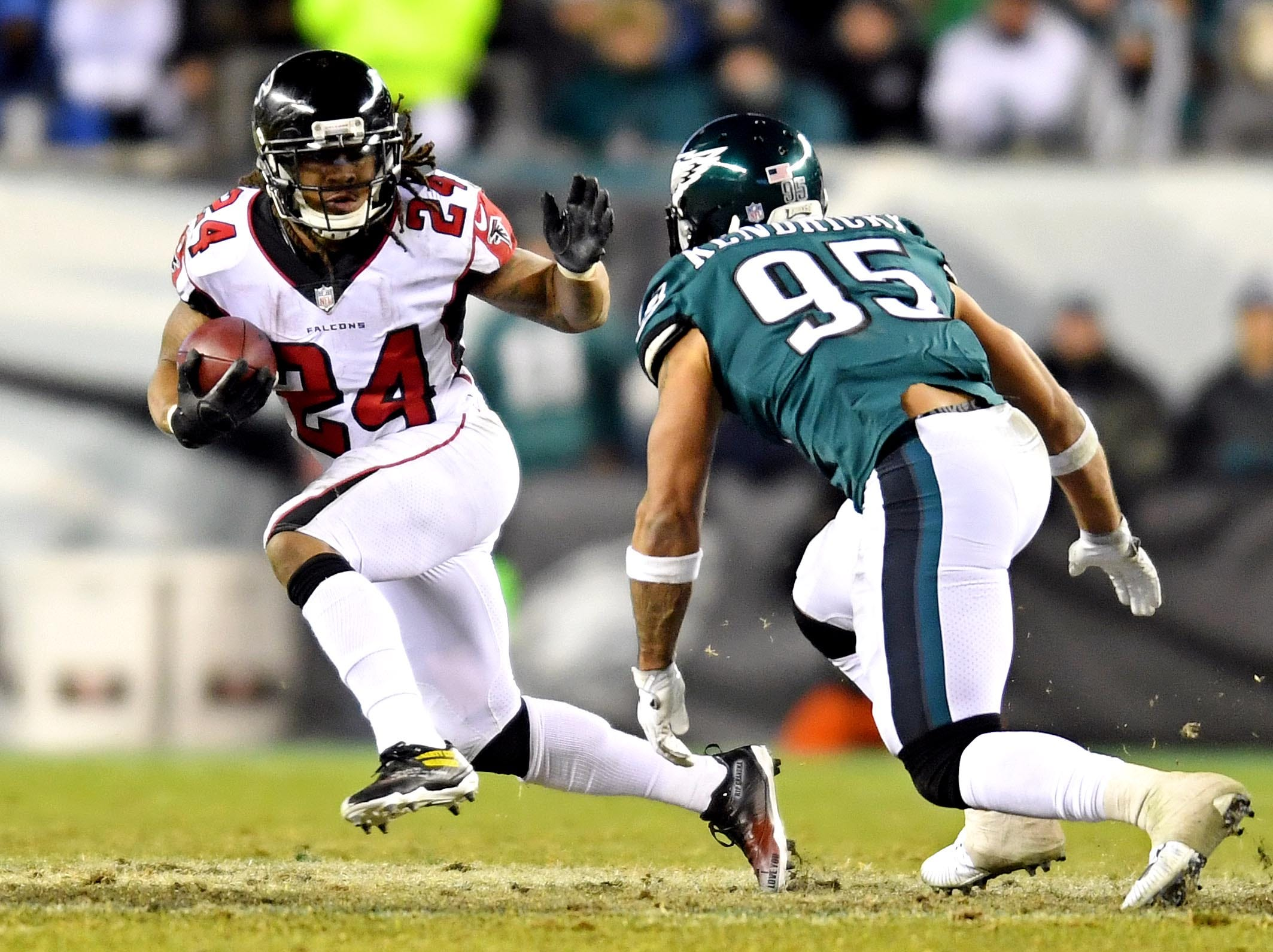 Devonta Freeman, RB, Atlanta Falcons (groin surgery, out until at least mid-December)
