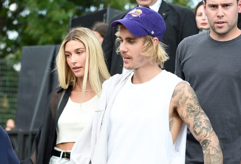 Hailey Baldwin probably knows how Justin Bieber eats his burritos. But she  wasn t 8e6781d26a1a8