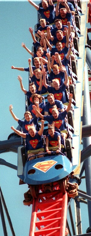 Wall Street can take you on what feels like a roller-coaster ride.