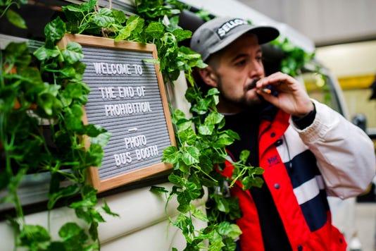 Ap Canada Marijuana Legalization I Can On