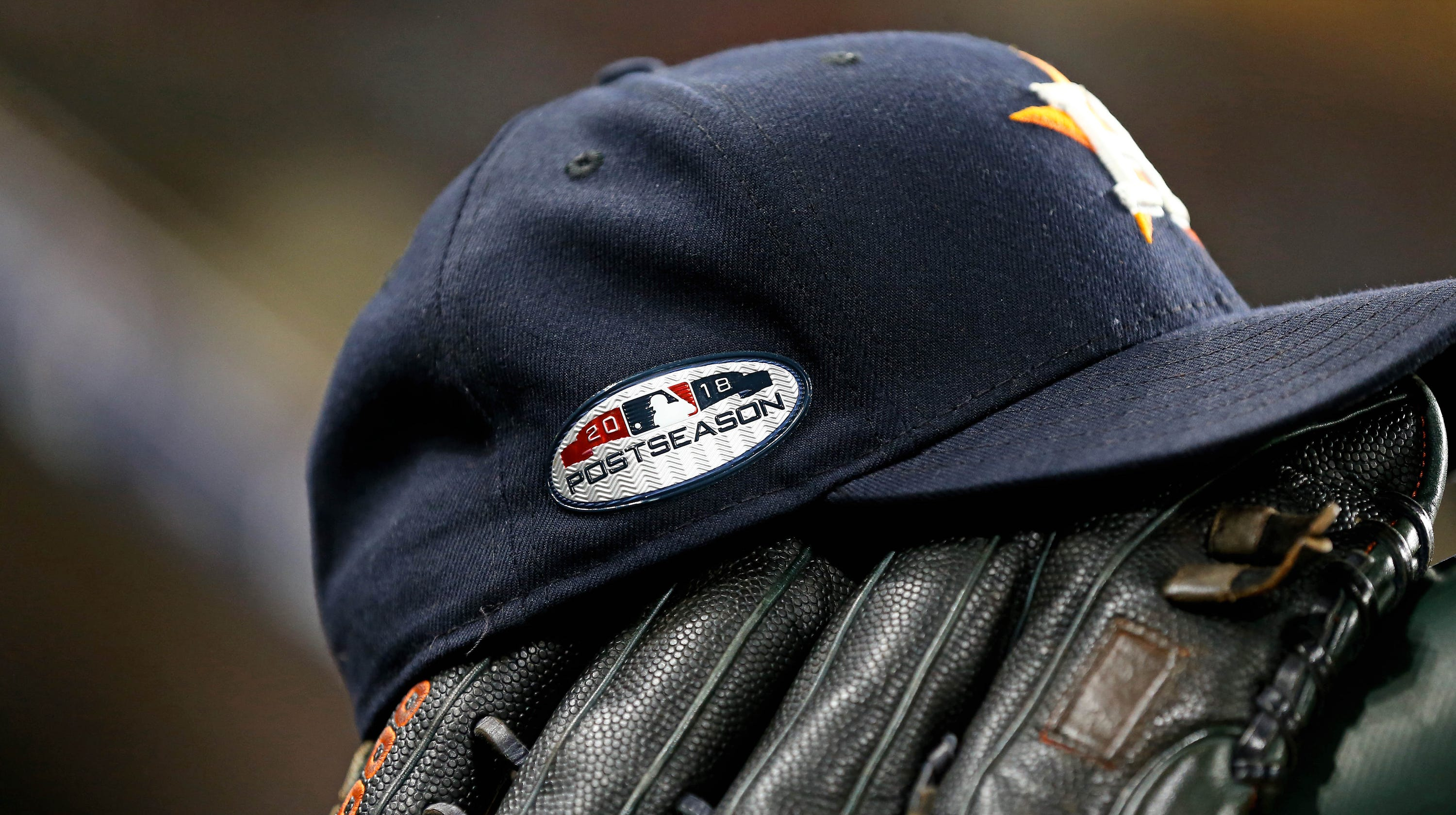da1e4d42575 MLB playoffs  Astros under scrutiny for reportedly stealing signs