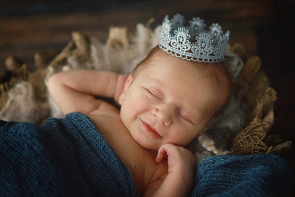 The news of a new royal baby made us think about baby names.