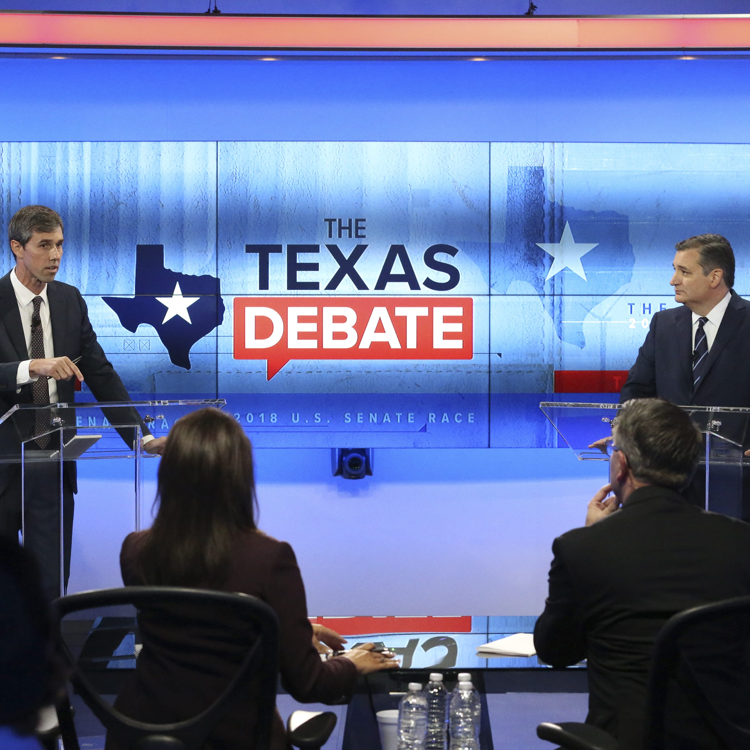 Beto-Cruz debate fact check: Who's winning when it comes to the truth in Texas?