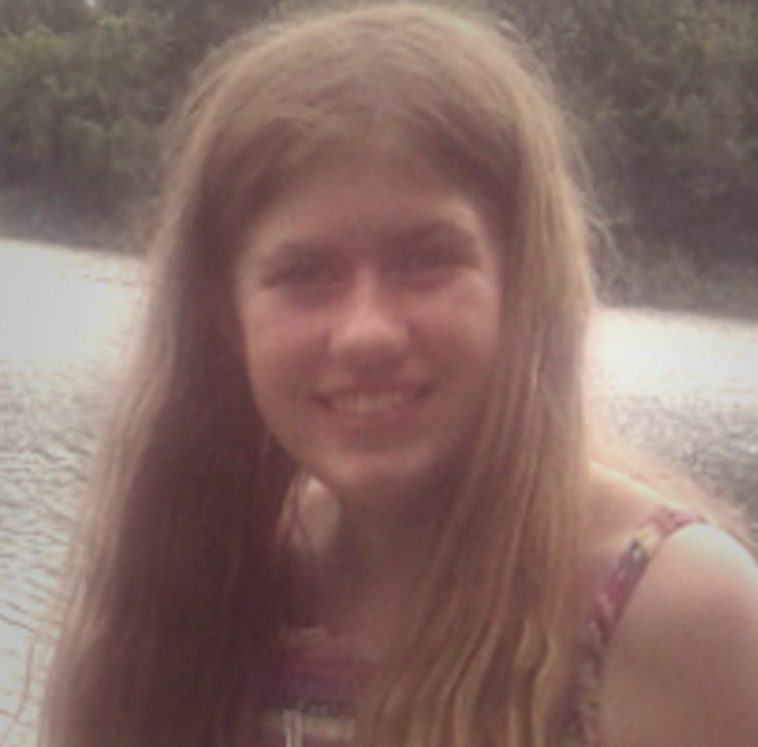 Police share photo of Jayme Closs, the missing 13-year-old girl from Wisconsin.