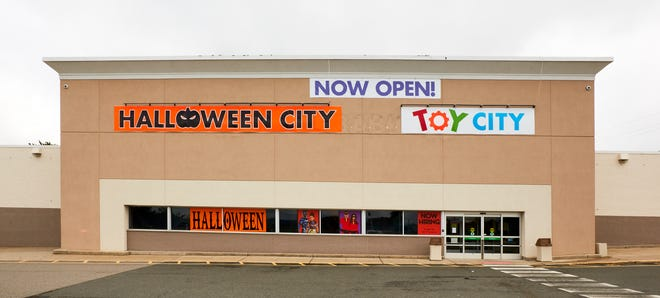 Party City is opening Toy City pop ups next to their Halloween City shops