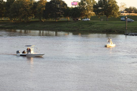 The Alexandria Police Department on Thursday released the identity of a man whose body was found Sunday in the Red River.