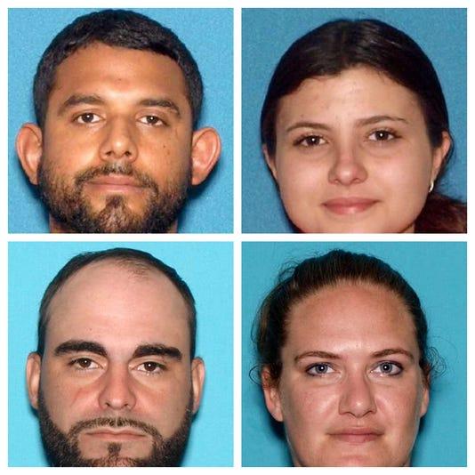 Ocpo Suspects