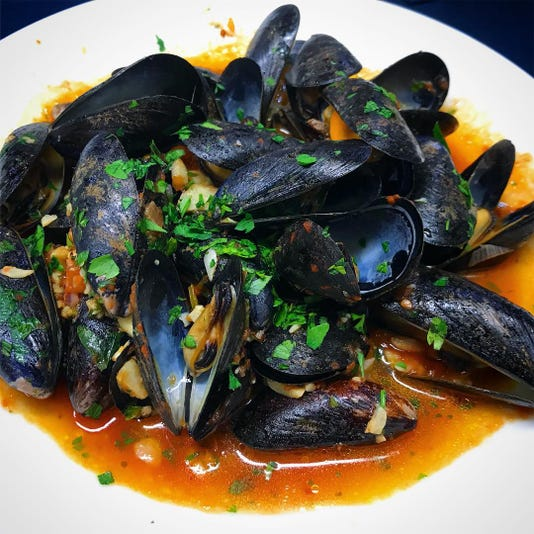 Bluefin Station Mussels