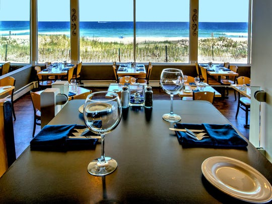 Dinner with a view at Chef Mike's ABG in South Seaside Park.