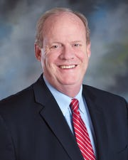 Lacey Deputy Mayor Tim McDonald is seeking re-election to another three-year term.