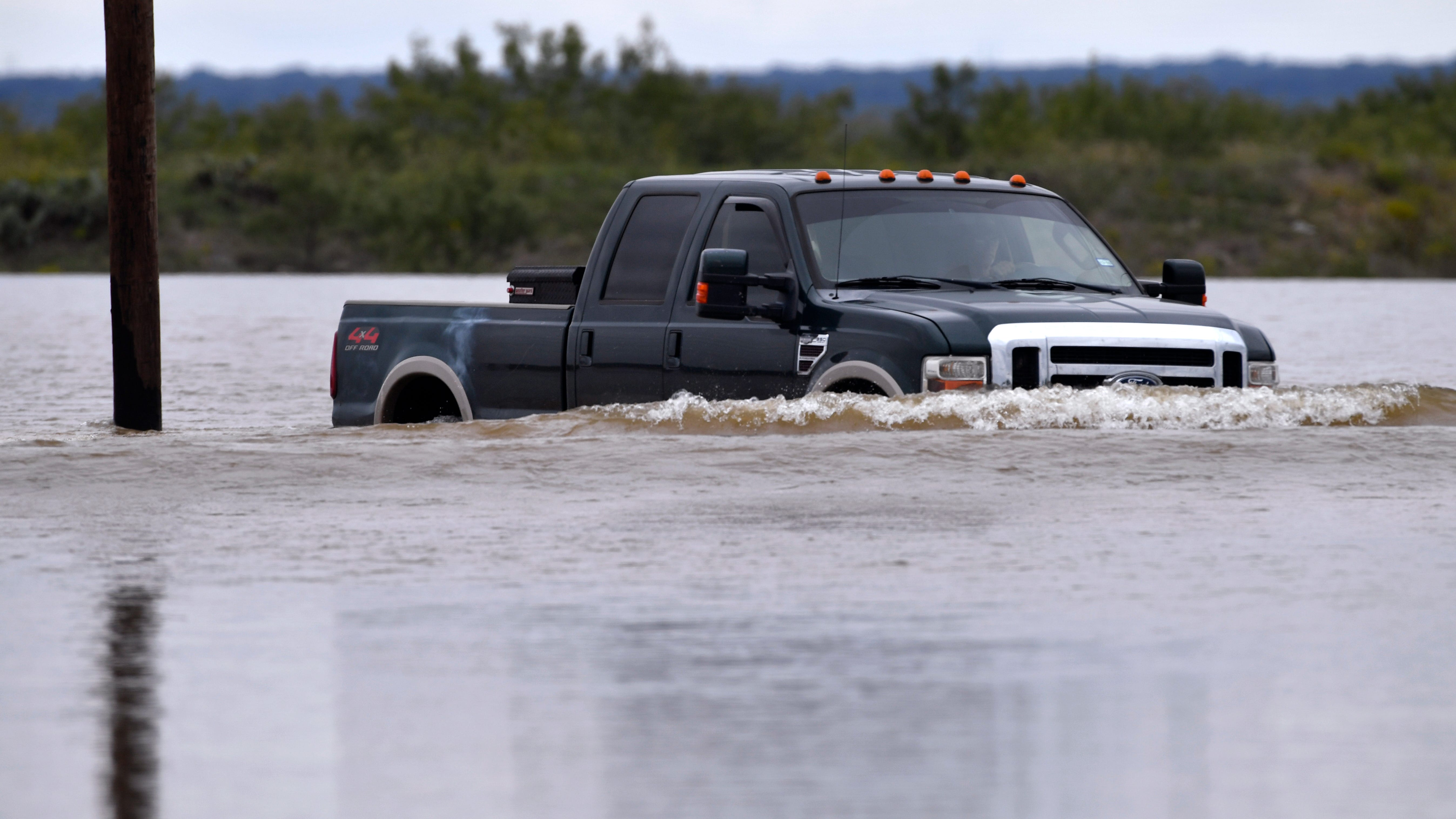 Flooding closes Abilene State Park, some roads in and around Abilene