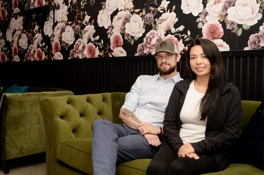 Ashley Williams-Faber and husband Chris Faber are opening Save Me The Waltz, a stylish new jazz club and craft-cocktail bar in the basement space of the historic S&W Cafeteria building on Oct. 26.