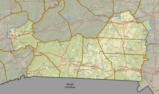 North Carolina's 10th Congressional District