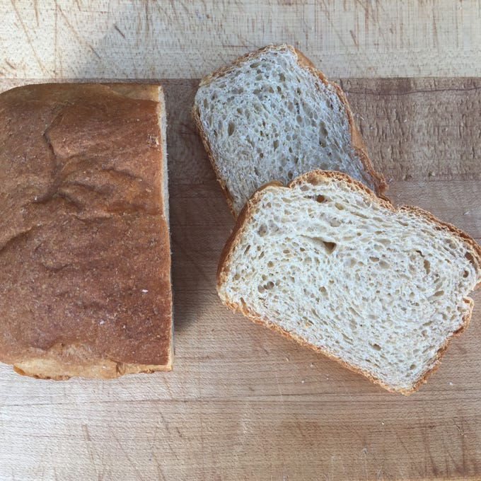This everyday wheat bread is even better when you can use fresh whole wheat, available at farmers markets and Central Market.