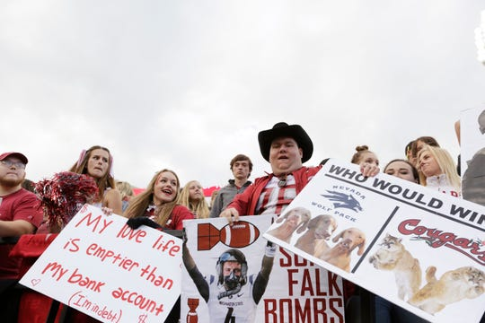 After 15 years of the Washington State flag begin a backdrop fixture to every College GameDay broadcast, ESPN is coming to Washington State on Saturday.
