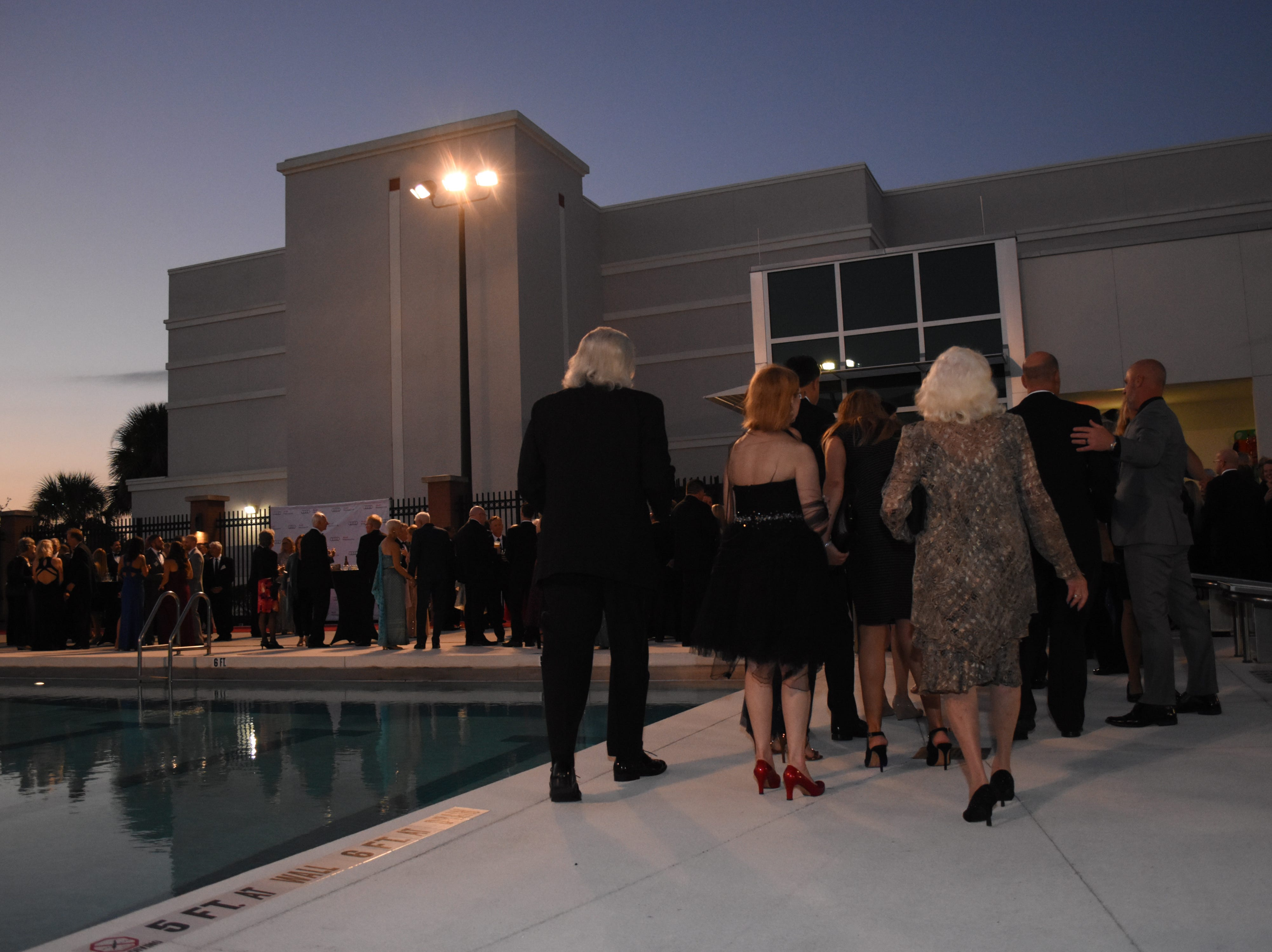 Photos from Florida Tech's 60th Anniversary Homecoming Gala Oct. 13, 2018, at the Clemente Center.