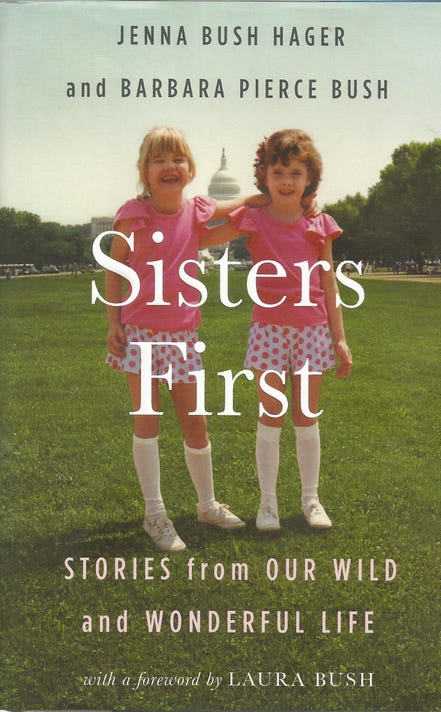 Sisters First Color Cover