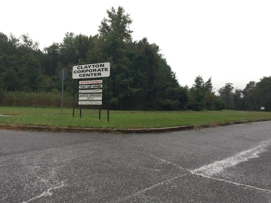 Green Thumb Industries is seeking a state license to grow and dispense marijuana in South Jersey. The company  wants to build a grow operation at this industrial area on Cenco Boulevard in Clayton.