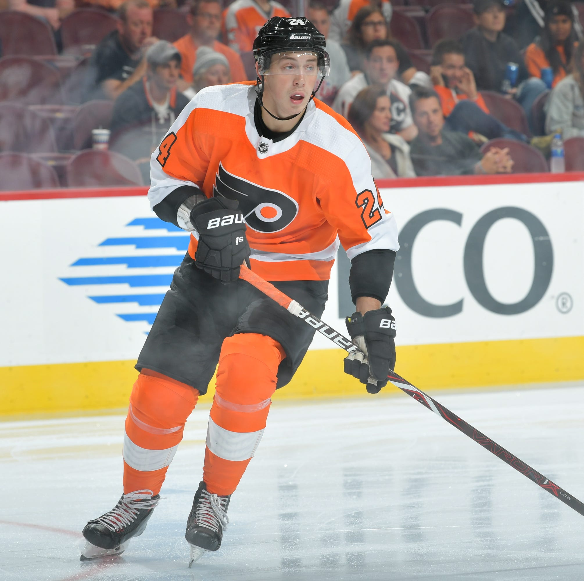 Flyers' Mikhail Vorobyev seeing NHL development doesn't happen easily