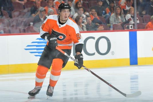 San Jose Sharks V Philadelphia Flyers