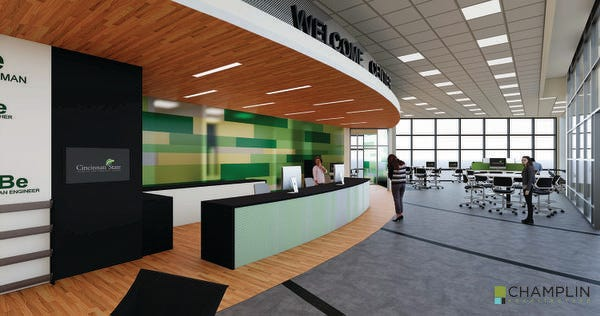 Cincinnati State's new Welcome Center provides students with guidance on admissions, information about the college's 130-plus degree and certificate options, and answers to other questions.