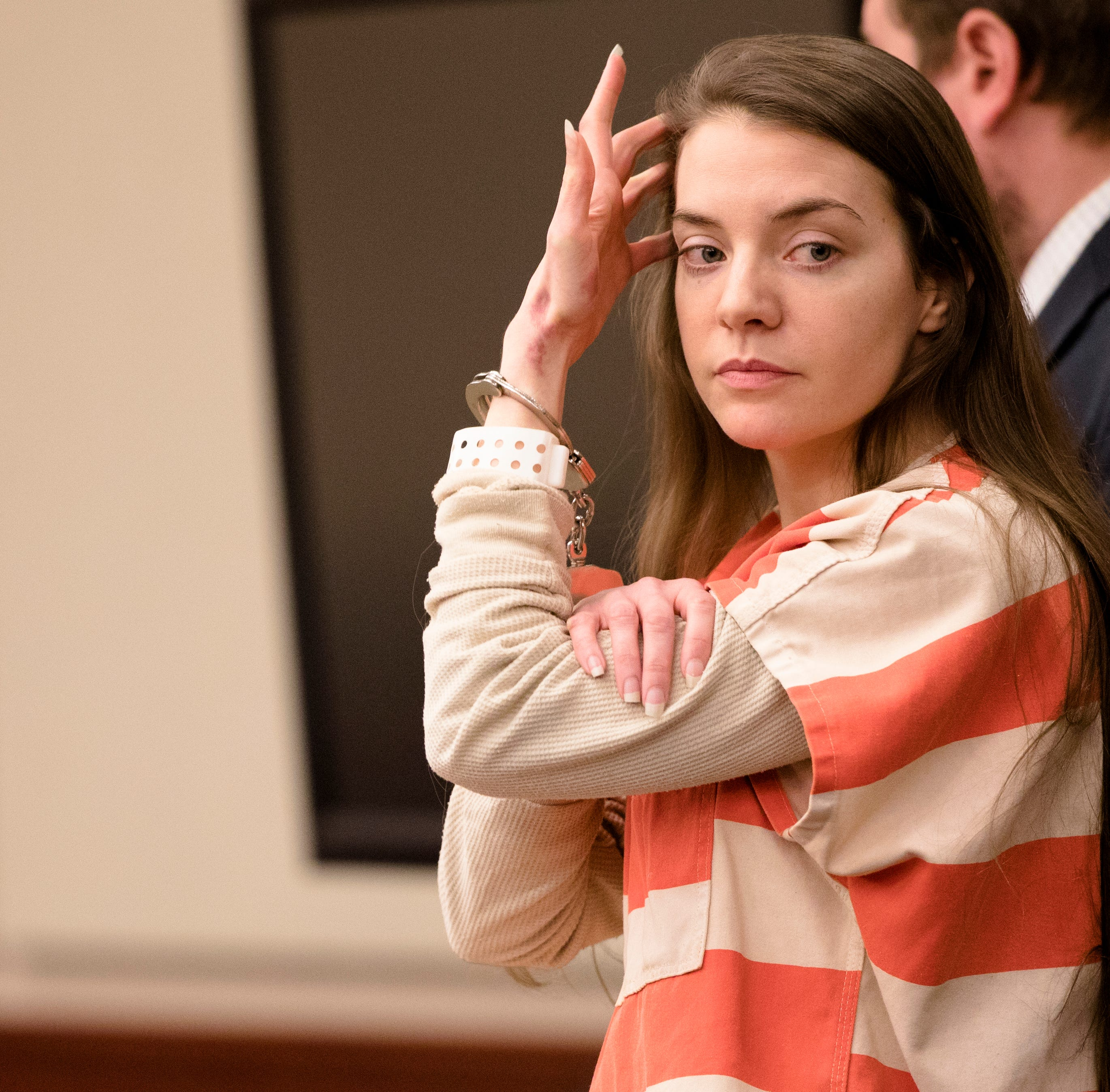 Shayna Hubers sentenced to life in prison: 'She has expressed no remorse'