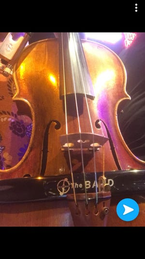 Cincinnati Police said a violin was stolen out of a car on Oct. 6 at 10 W. Central Parkway.