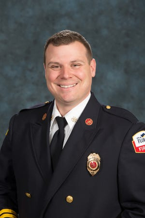 Florence Fire and Emergency Medical Services Chief Scott Knoll.