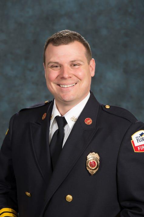 Fire Chief Scott Knoll
