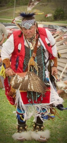 Returning to the Salt Festival field is All Nations Drum; an Intertribal Native American group showcasing traditional song and dance.All Nations Drum and Dance Group. (Photo provided)