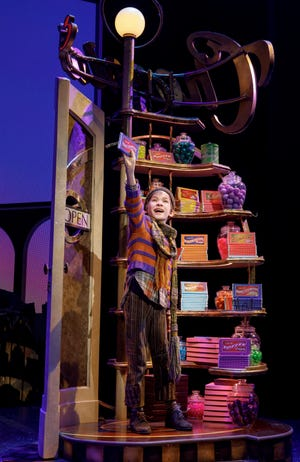 "Henry Boshart is one of the young actors alternating in the role of Charlie Bucket in ""Roald Dahl's Charlie and the Chocolate Factory."" The new musical adaptation of Dahl's beloved book show runs Oct. 23-Nov. 4 at the Aronoff Center as the opening presentation of the 2018-2019 Broadway in Cincinnati series."