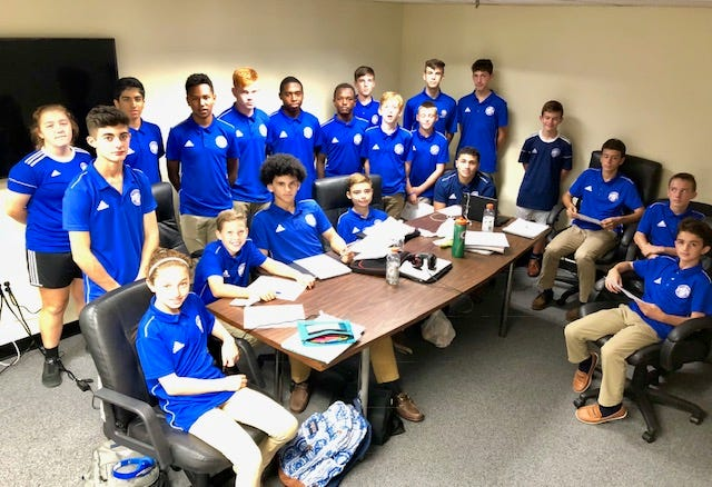 Scholar Athletes Leadership Academy (SALA) has launched two school-sites in Bridgewater, NJ and Pitman, NJ for the 2018-19 academic year. SALA welcomes both male and female scholar-athletes in the middle and high school grades.