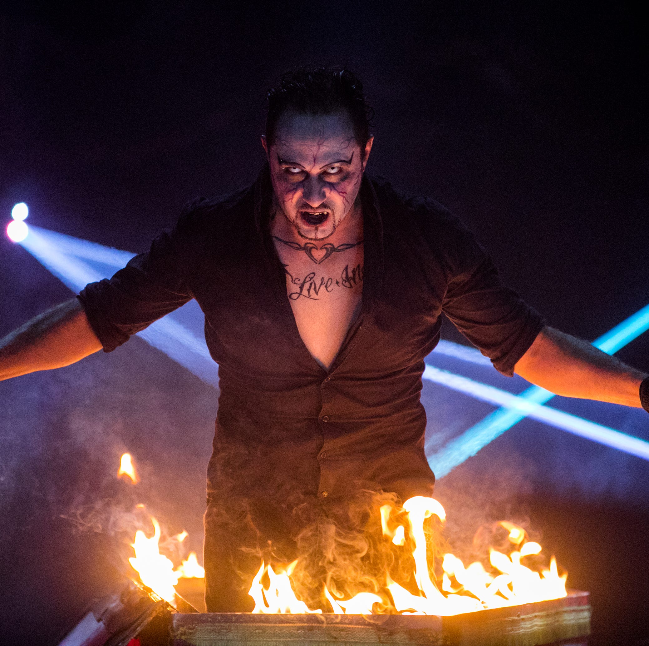 Paranormal Cirque comes to Woodbridge Center