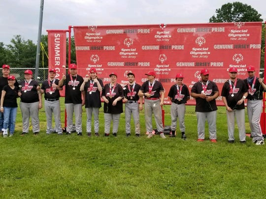 The Hunterdon Heat softball team earned medals during the 2018 season. Hunterdon County Special Olympics offers opportunities in sports ranging from bocce to alpine skiing to powerlifting. Special Olympics, which is celebrating its 50th year in New Jersey, aims to find a sport for all athletes no matter their athletic skill level.