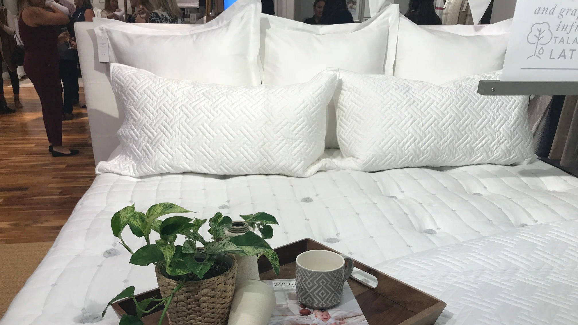 Boll & Branch opens first brick and mortar store