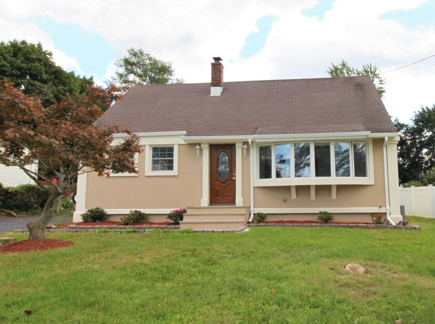 This completely renovated four-bedroom Cape Cod at 65 Tunison Road in North Brunswick will be open to the public from 1 to 4 p.m. Sunday, Oct. 21. It's offered at $314,900.