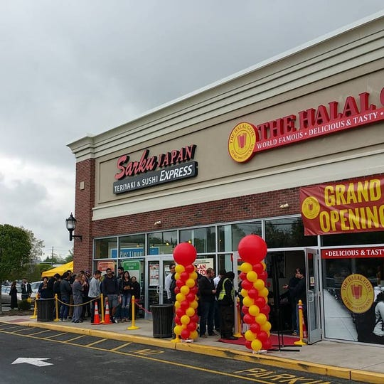 Already a popular staple at festivals, private celebrations and community events, severalfood trucks haveput down roots in local brick and mortar establishments. While they may have started mobile, these Central Jersey ventures—Oink and Moo BBQ, Lombardi Pizza Co.,Aunt Dee Dee'sand The Halal Guys (pictured) — now have permanent physical addresses where customers can come and dine.