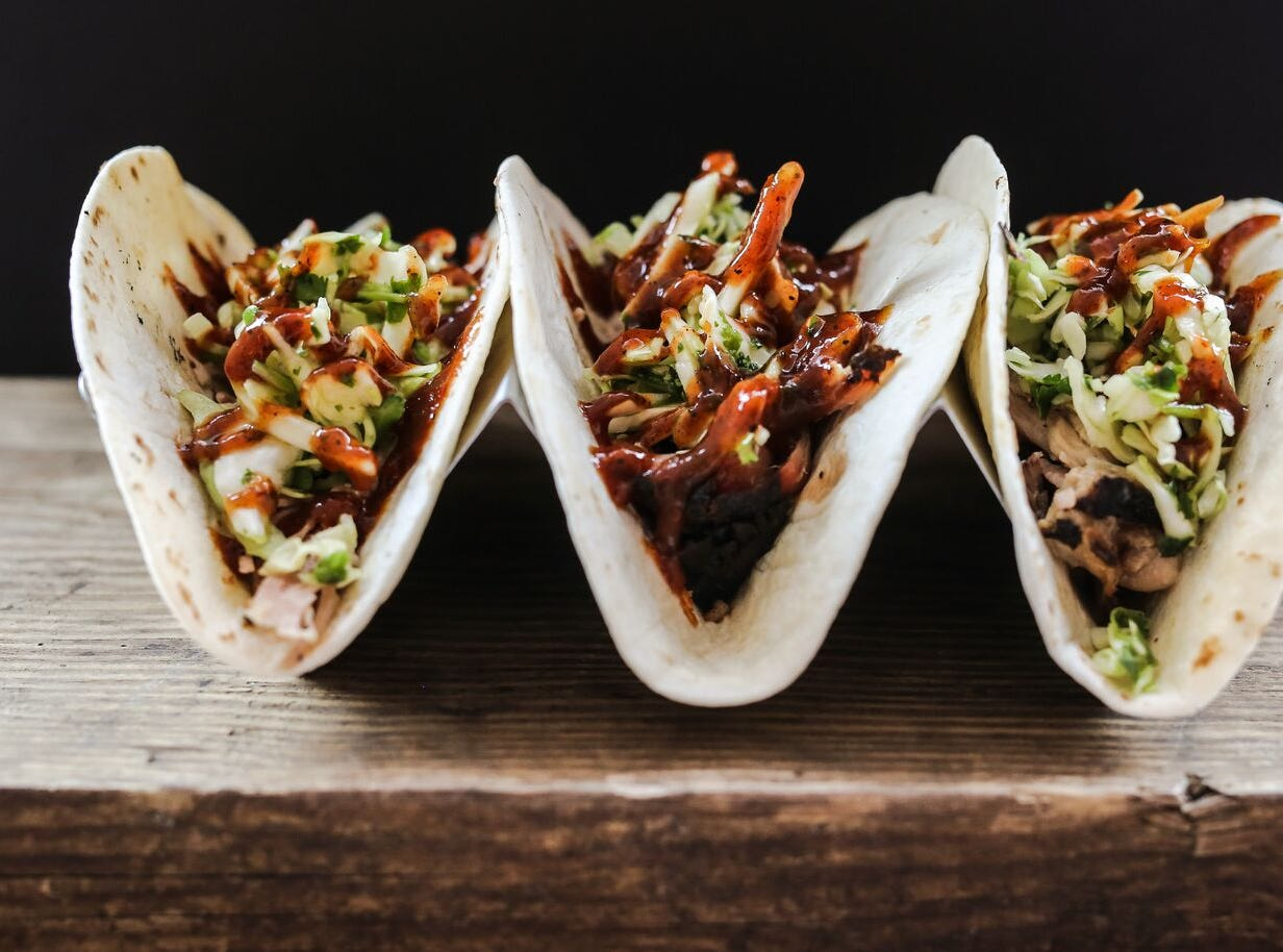 Already a popular staple at festivals, private celebrations and community events, severalfood trucks haveput down roots in local brick and mortar establishments. While they may have started mobile, these Central Jersey ventures—Oink and Moo BBQ (pictured), Lombardi Pizza Co.,Aunt Dee Dee'sand The Halal Guys — now have permanent physical addresses where customers can come and dine.