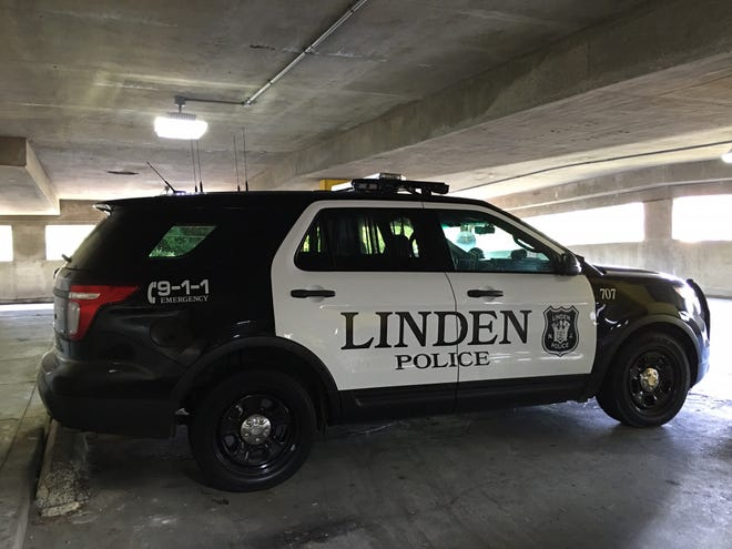 Linden police responded to an accident Thursday on South Wood Avenue in which an 11-year-old girl was seriously injured.