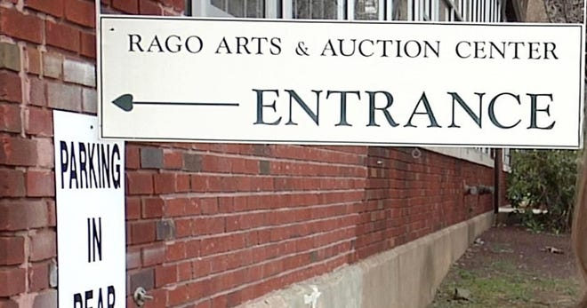 Rago Arts & Auction Center.