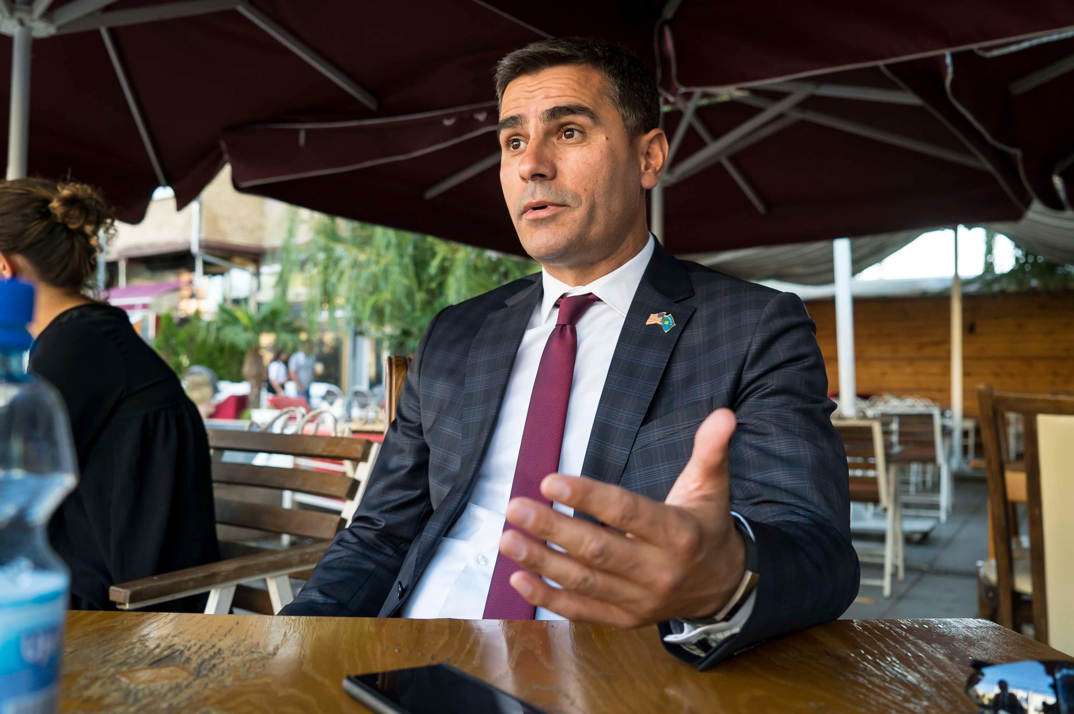 Mayor Xhafer Tahiri
