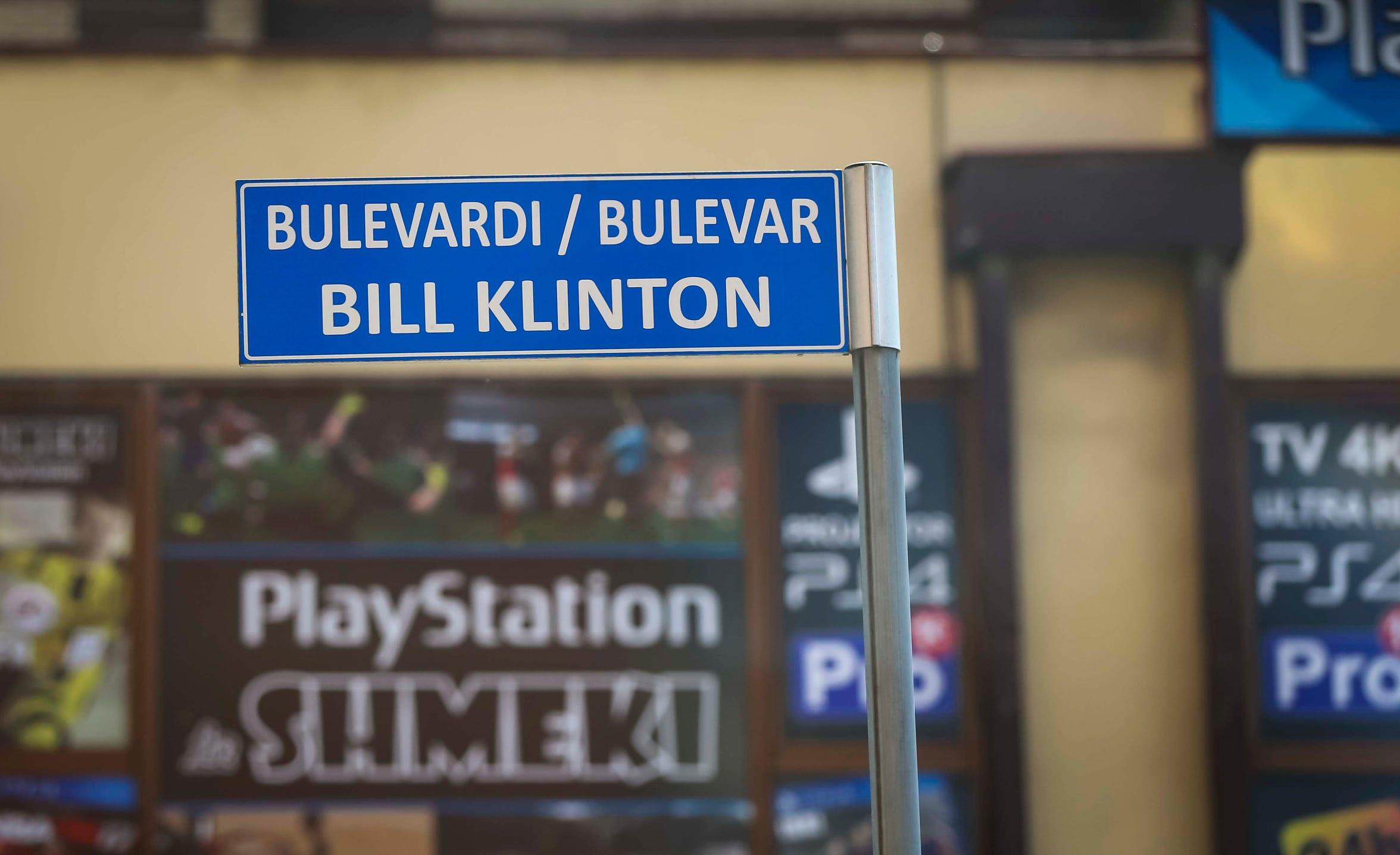 Bill Klinton Boulevard