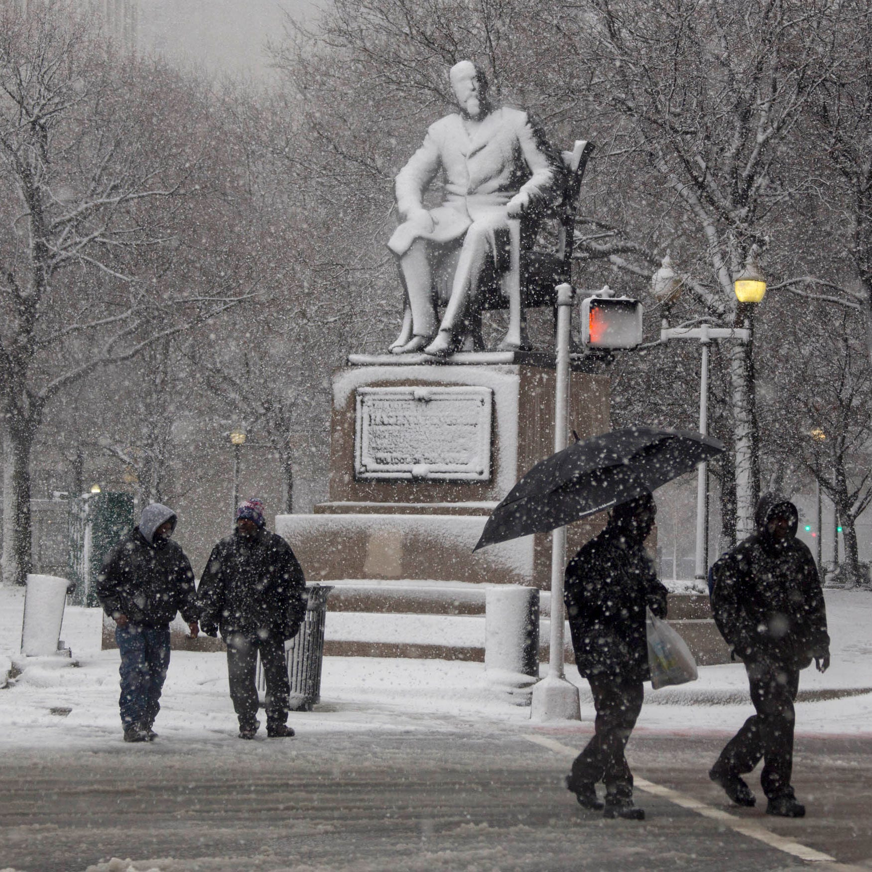 Michigan in for warmer, drier-than-usual winter