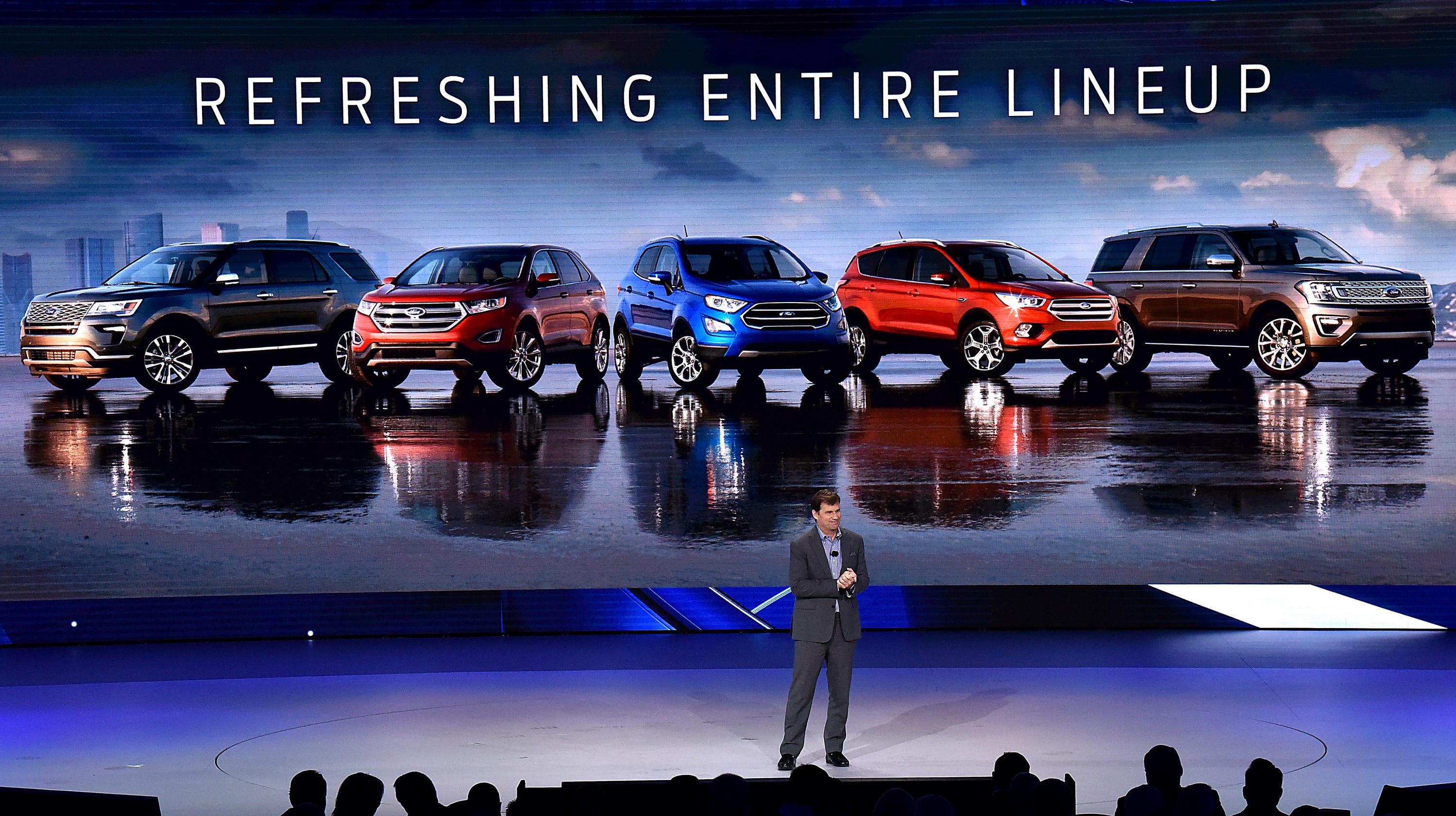 New Ford Bronco >> Ford hopes for Nike-like success with 'Built Ford Proud' ads